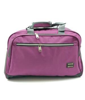 Дорожная сумка Fongsheng 49 x 31 x 22 см Фиолетовая (ds5919/2)