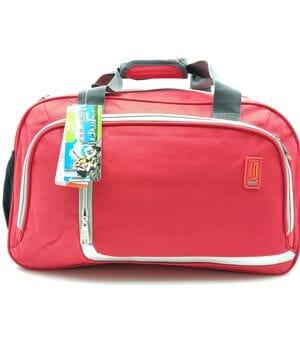 Дорожная сумка Fongsheng 55 x 32 x 22 см Красная (ds5806/3)