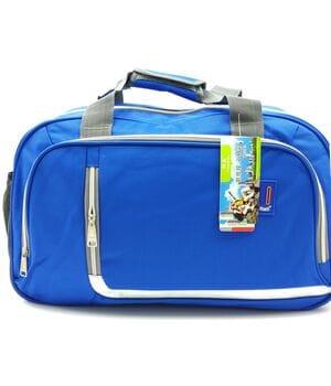 Дорожная сумка Fongsheng 55 x 32 x 22 см Голубая (ds5806/4)