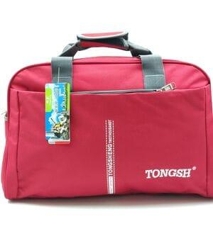 Дорожная сумка Fongsheng 55 x 33 x 26 см Красная (ds5611/1)