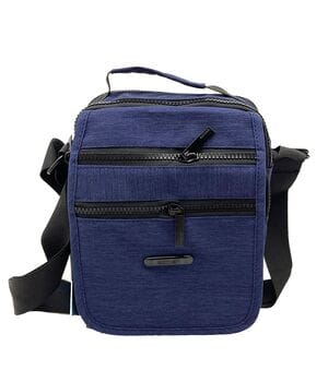 Мужская сумка AoTian 23 x 18 x 10 см Синяя (ao4069/2)