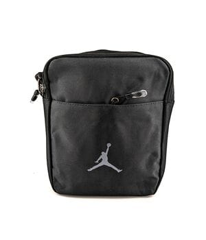 Мужская сумка AoTian Jordan 22 x 20 x 8 см Черная (ao5112)