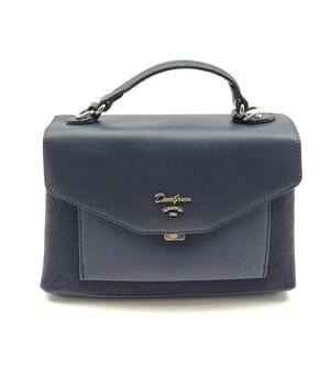 Женска сумка David Jones 19 x 27 x 11 см Синяя (dj6170-2t/2)