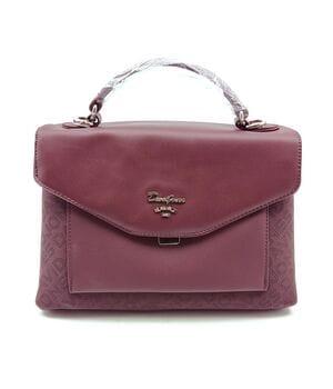 Женска сумка David Jones 19 x 27 x 11 см Бордо (dj6170-2t/3)