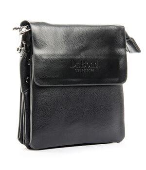 Мужская сумка Планшет Dr.Bond 15 x 19 x 5см Черный (db304-0)