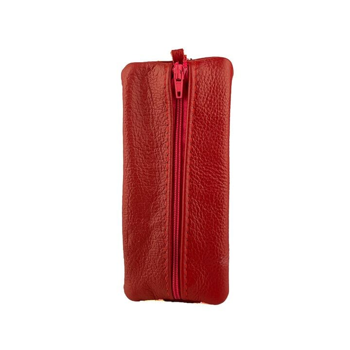 Ключница ручной работы U-fas 15,5 х 6,5 см (rr2562/1) Красная