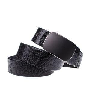 Женский кожаный ремень JK Черный (WG302010112)