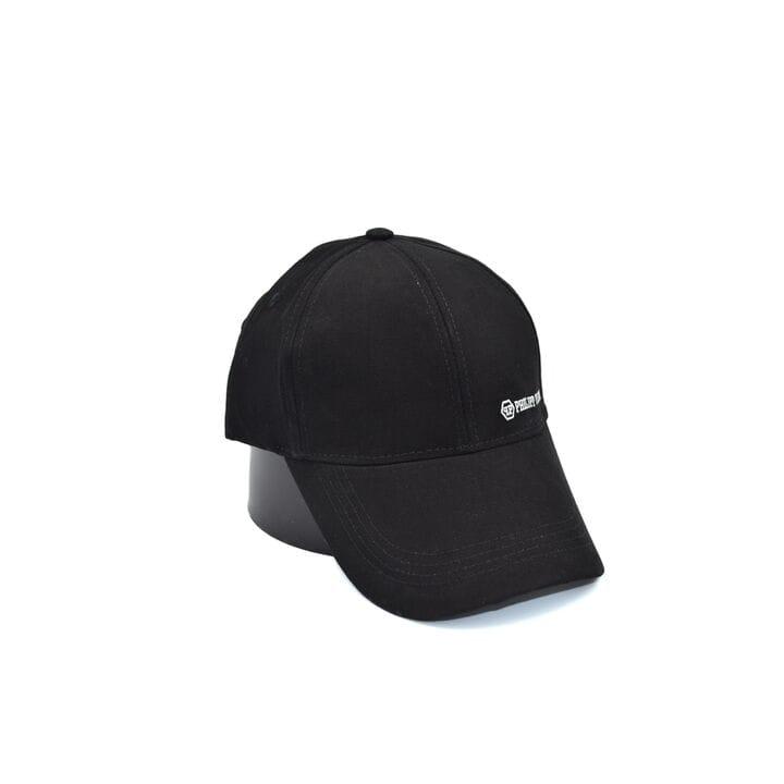 Кепка Atrics-бренд Philipp Plein 55-59 см чорна (0919-15)