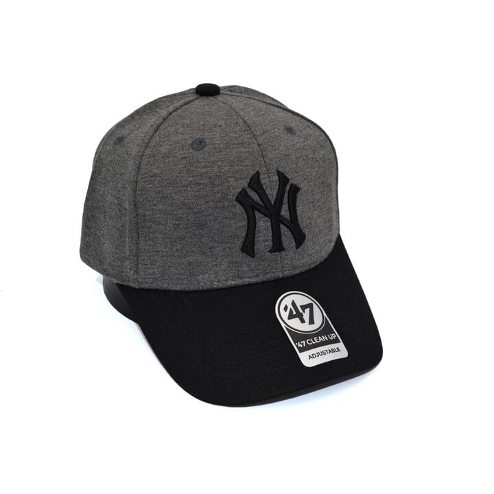 Бейсболка MBL 47 Adjustable New York Yankees темно-серая (C 0919-240)