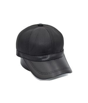 Утеплённая кепка Zin Wang Zu 56-60 см с меховой подкладкой (Z 0519-358)