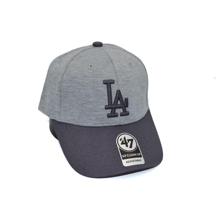 Бейсболка MBL 47 Adjustable LA Dodgers светло-серая (C 0919-229)