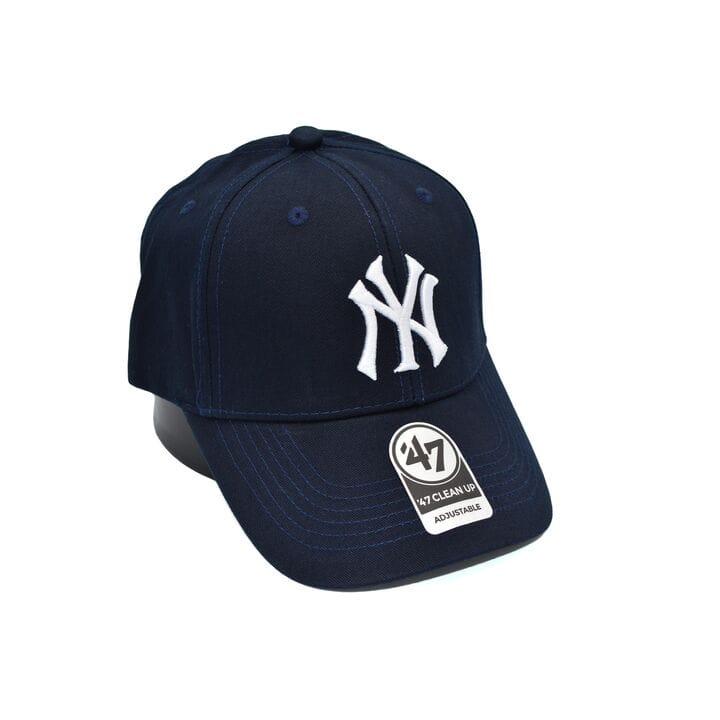 Бейсболка MBL 47 Adjustable New York Yankees темно-синяя (C 0919-241)