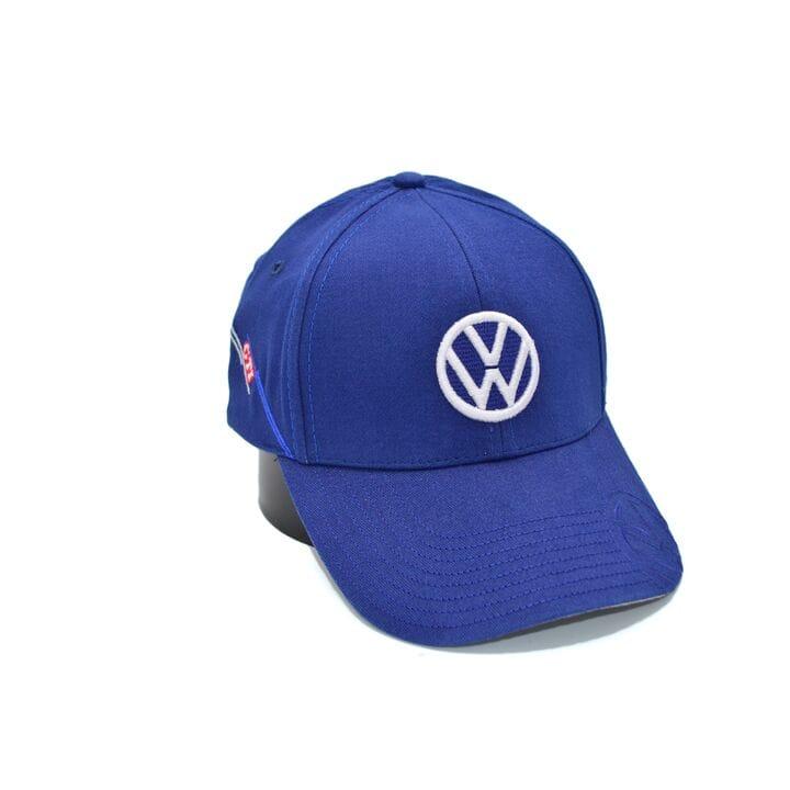 Кепка Fang c автомобильным логотипом Volkswagen 56-58 см синяя (S 0919-493)