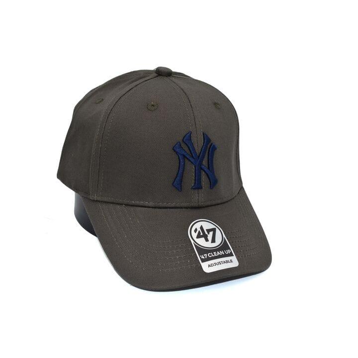 Бейсболка MBL 47 Adjustable New York Yankees хакки (C 0919-242)