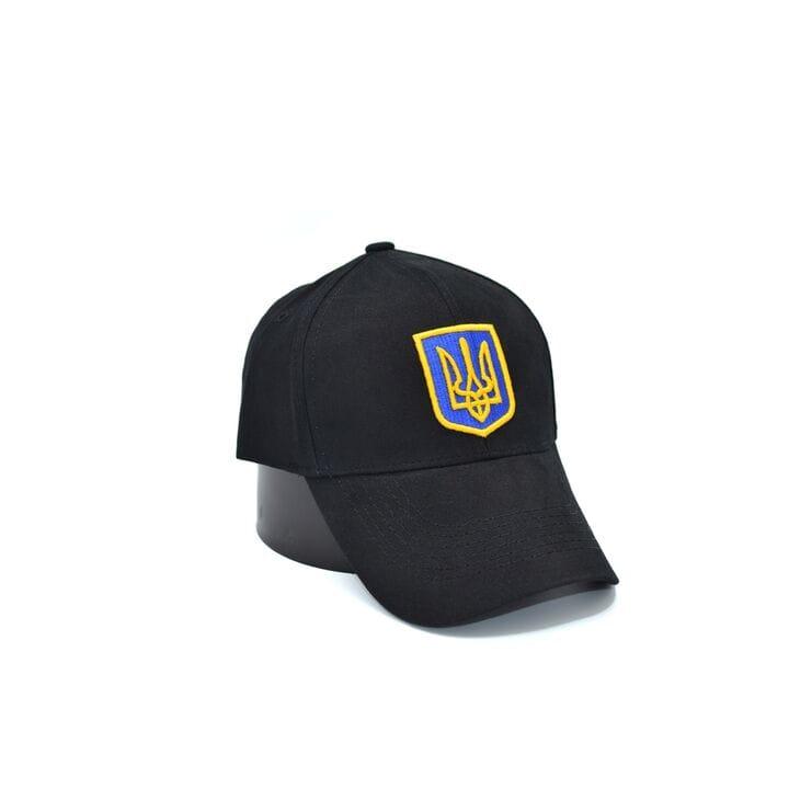Кепка Fang Ukraine 56-58 см Черная (F 0819-11)