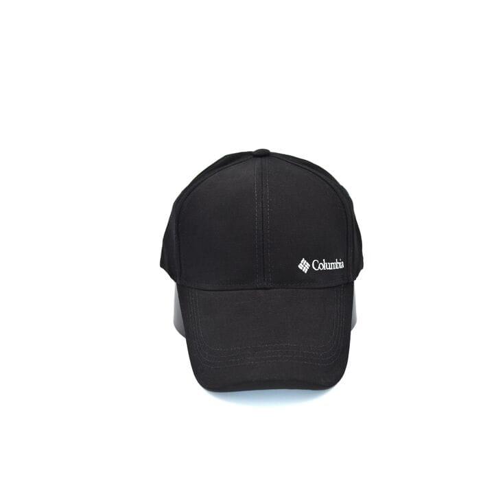 Кепка Atrics-бренд Columbia 55-59 см чорна (0919-9)