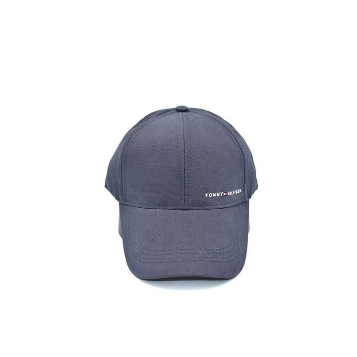 Кепка Atrics-бренд Tommy Hilfiger 55-59 см темно-сіра (0919-20)