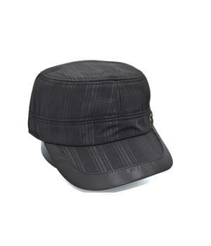 Утеплённая немка Classic 56-58 см чёрная с флисовой подкладкой (С 0919-363)
