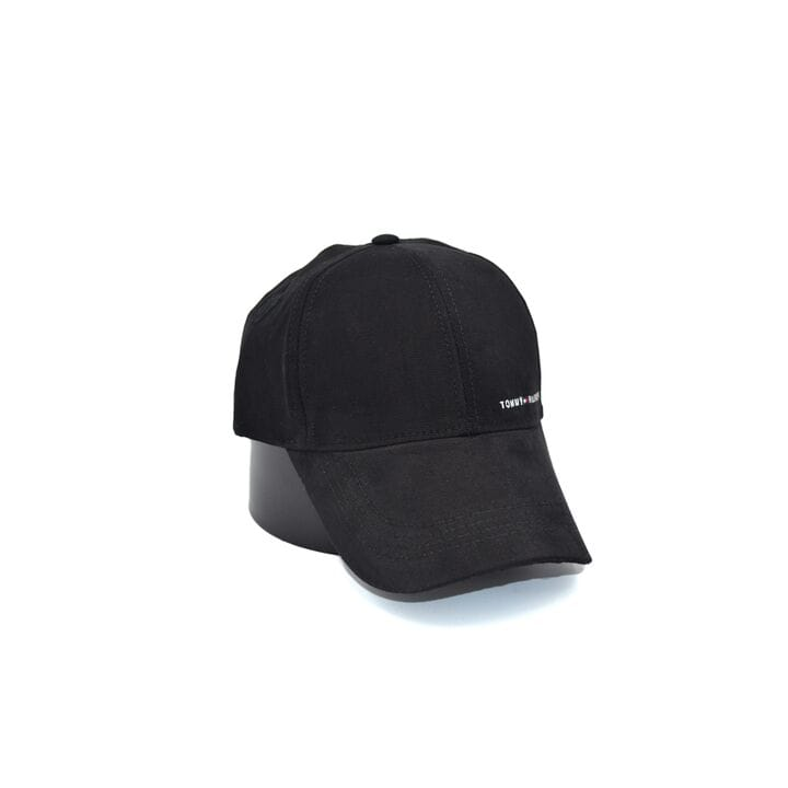 Кепка Atrics-бренд Tommy Hilfiger 55-59 см чорна (0919-21)
