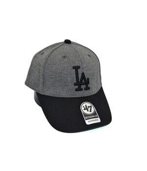 Бейсболка MBL 47 Adjustable LA Dodgers темно-серая (C 0919-224)
