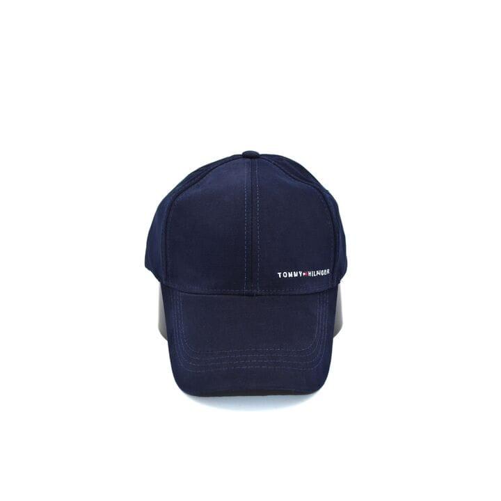 Кепка Atrics-бренд Tommy Hilfiger 55-59 см темно-синя (0919-22)