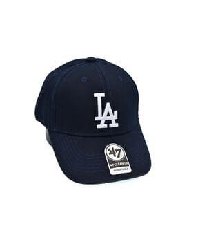 Бейсболка MBL 47 Adjustable LA Dodgers темно-синяя (C 0919-225)