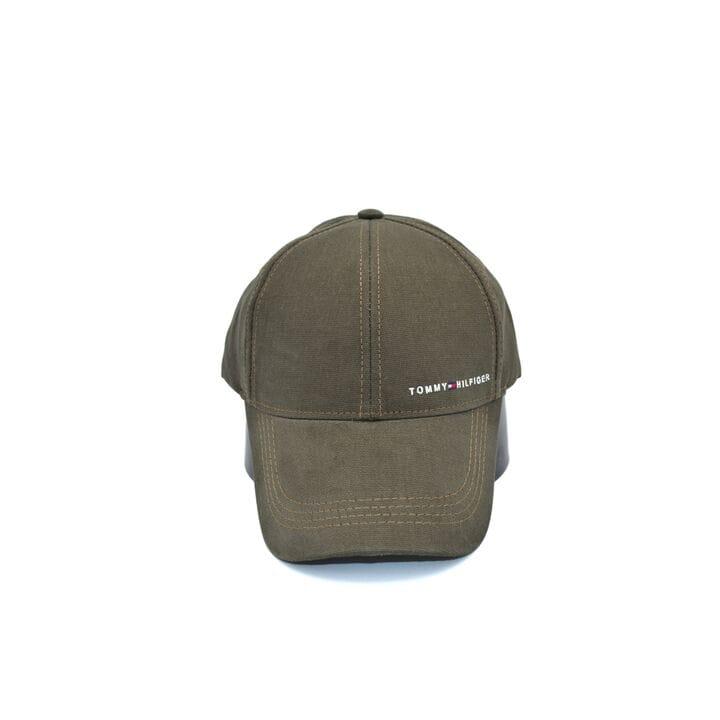 Кепка Atrics-бренд Tommy Hilfiger 55-59 см хакі (0919-23)