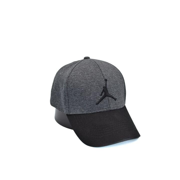 Кепка фулка Flexfit Jordan 56-58 см темно-серая (0919-88)
