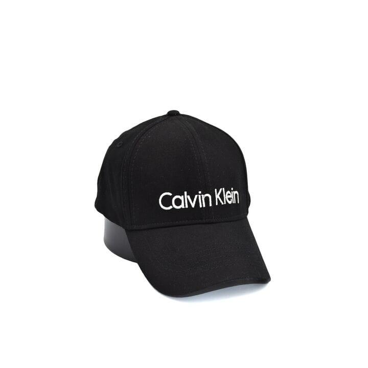 Кепка фулка Flexfit Calvin Klein 56-58 см чёрная (0919-98)