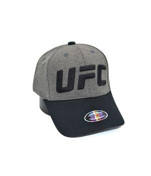 Кепка фулка Classic UFC 56-57 см темно-серая (C 0919-434)