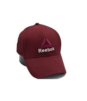 Кепка фулка Flexfit Reebok 56-58 см бордовая (F 0919-152)