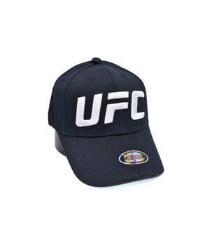 Кепка фулка Classic UFC 56-57 см темно-синяя (C 0919-435)
