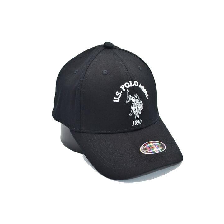 Кепка фулка Classic U.S. Polo Assn. 55-59 см черная (C 0919-286)