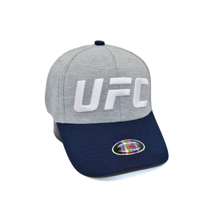 Кепка фулка Classic UFC 56-57 см светло-серая (C 0919-436)