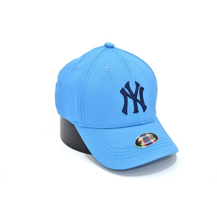 Кепка фулка Classic New York Yankees 55-57 см синяя (C 0919-317)