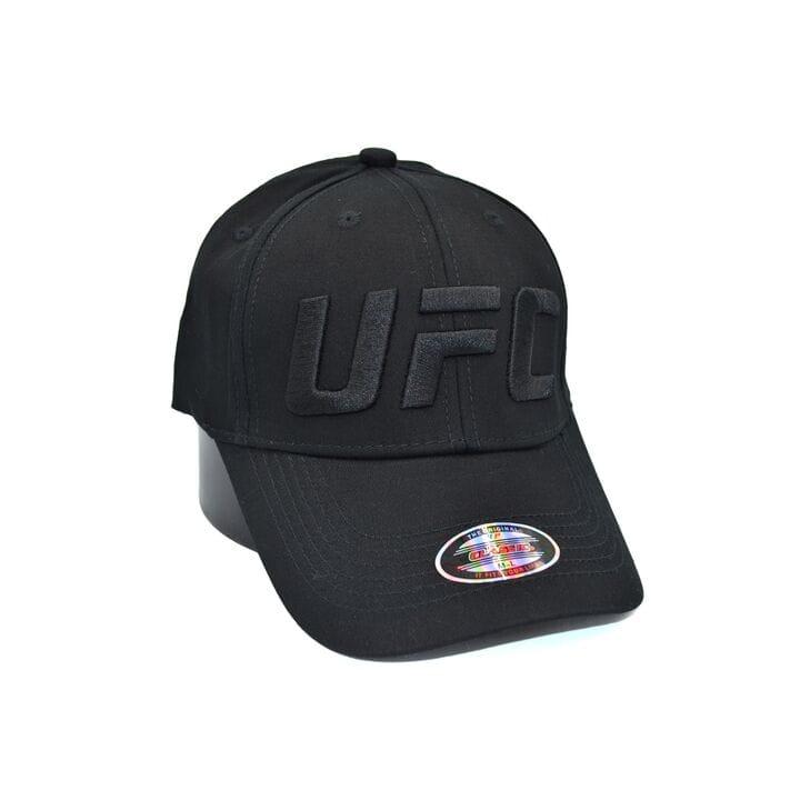 Кепка фулка Classic UFC 56-57 см черная (C 0919-437)