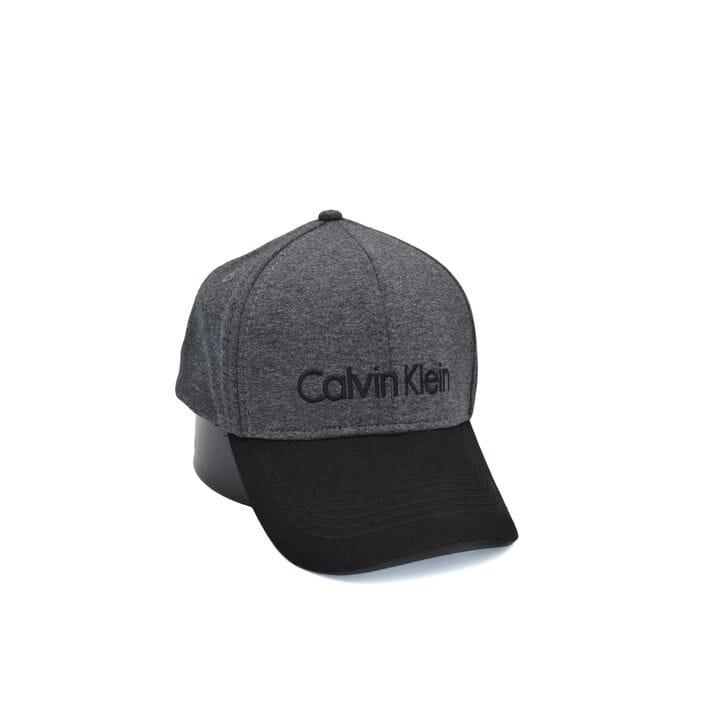 Кепка фулка Flexfit Calvin Klein 56-58 см темно-серая (0919-96)