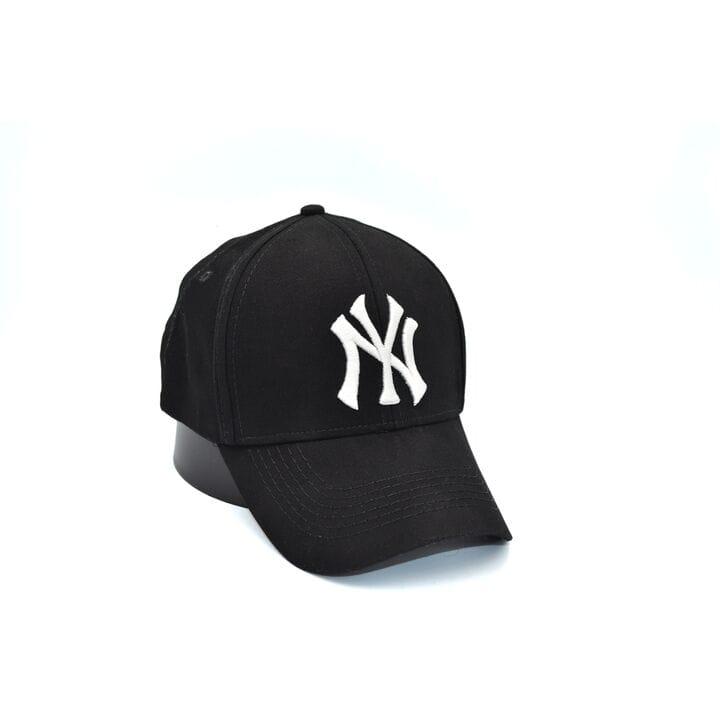 Кепка фулка Fang New York Yankees 56-58 см чёрная (F 0919-502)
