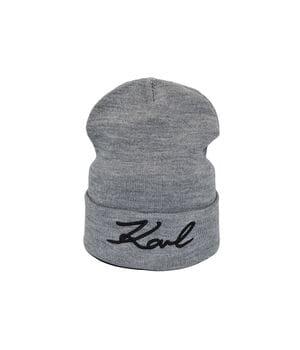 Шапка Hip Hop Shop Karl 55-59 см светло-серая (H-08118-411)
