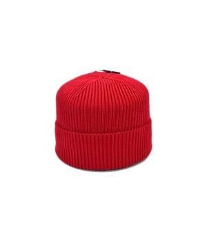 Шапка K-Option 55-57 см Красная (K-09118-9)