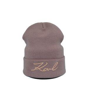 Шапка Hip Hop Shop Karl 55-59 см темно-розовая (H-08118-409)