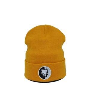 Шапка Hip Hop Shop Pitbull 55-59 см горчичная (H-08118-420)