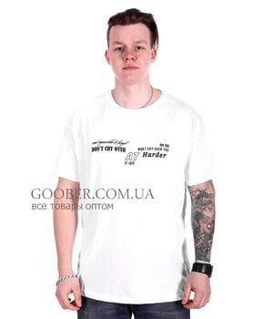 Турецкая мужская футболка большого размера (f212/3)