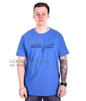 Турецкая мужская футболка большого размера (f212/4)