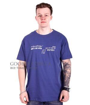 Турецкая мужская футболка большого размера (f212/5)