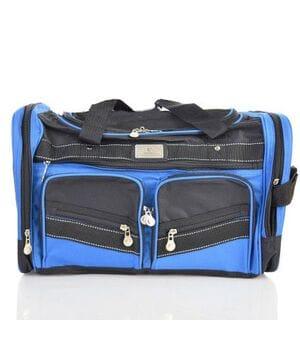 Дорожная сумка Dingda длина 45см Синий (2016/4)