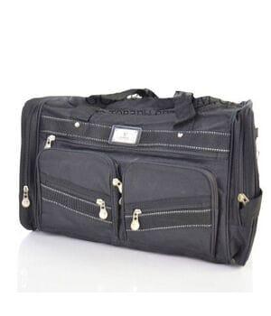 Дорожная сумка Dingda длина 45см Черный (2016/2)