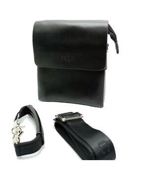 Мужская сумка Polo кожа PU (B375-1)