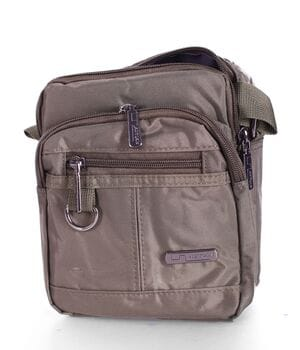 Мужская сумка через плече Зеленая (1876)