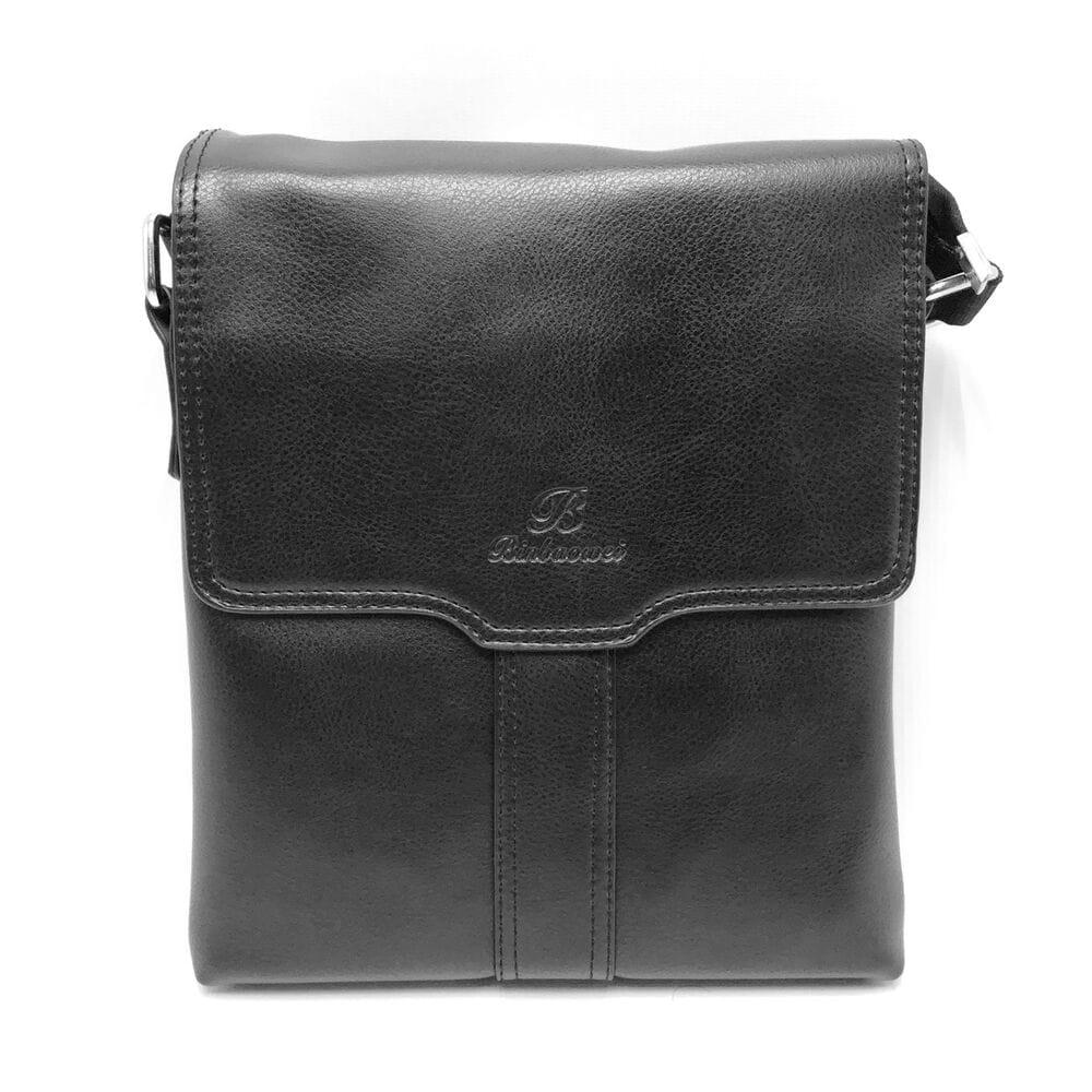 7c054ff6f097ef Купити Чорна чоловіча сумка планшетка (166-4) 9753- в Україні низькі ...